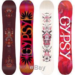 Salomon Gypsy Damen Snowboard all Mountain Freestyle 2018-2019 New
