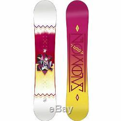 Salomon Lotus Damen Snowboard Beginners Beginners all Mountain Board New