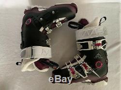 Salomon QST Pro 110 W Women's All-Mountain Freeride Boot Size (23.5)