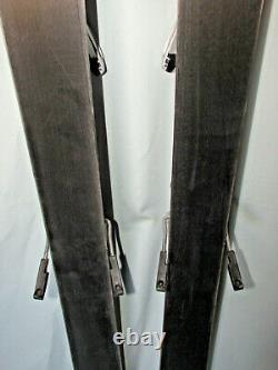 Salomon SCREAM 8 W women's skis 155cm with Salomon s810 PILOT adjustable bindings