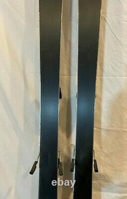 Salomon Siam 55 154cm 116-70-104 r=12.1m Skis withSalomon C609 Adjustable Bindings