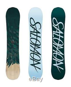 Salomon Women's Rumble Fish Snowboard All Mountain Booster 2019 148cm