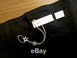 Sass And Bide All About The Bass Black Silk Metal Tassels Shoulder Jumpsuit Mint