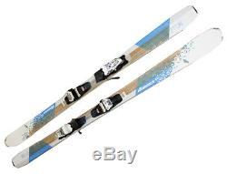 Ski nordica Belle 78 Testski 66 1/2in Women's Skis 16/17 Marker Allmountain