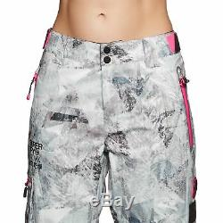 Superdry Classic Womens Pants Snowboard Frosted Geo Mountain All Sizes