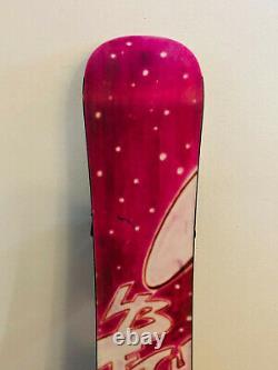 VINTAGE Lib Tech Jamie Lynn Acme Women's Snowboard 143 cm