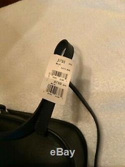 Vintage NWT COACH City Bag #9790 BLACK All Leather USA MINT