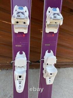 Volkl 90EIGHT W 158 cm Women's All Mountain Skis
