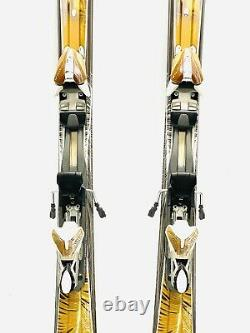Volkl Attiva Tierra Size 149cm Womens Skis All Mountain with Marker Bindings
