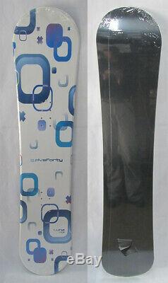 Women's 540 Luna Freeride Twin Tip Snowboard 149cm