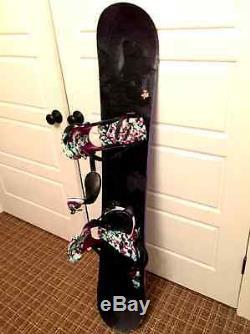 Women's All-Mountain/Park Snowboard