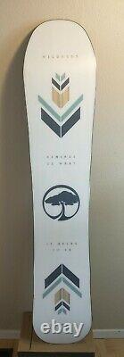 Women's Arbor Snowboard Veda demo used 145cm 2021
