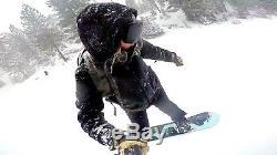 Womens Burton Lipstick All-mountain Park Twin Tip Demo Snowboard 149cm