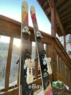 Womens Fischer Koa 160cm All Mountain Ski
