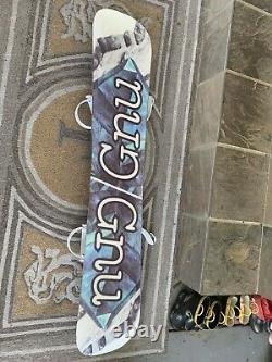 Womens Snowboard GNU
